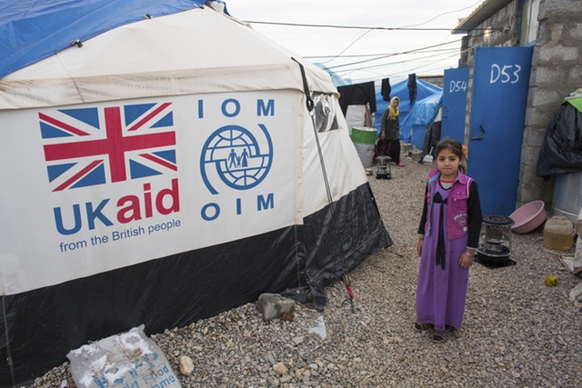 Ashdi refugeecamp sulaimaniyah iraq