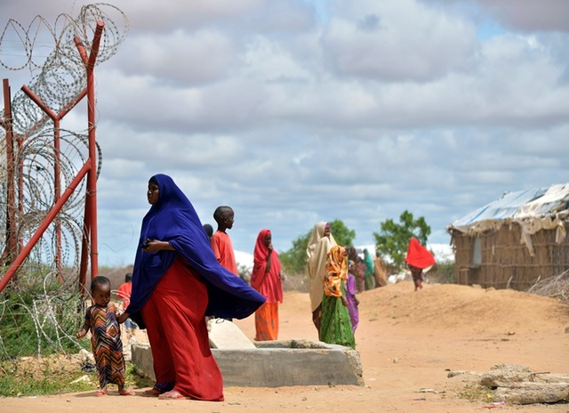 Kenya un somalia refugees security